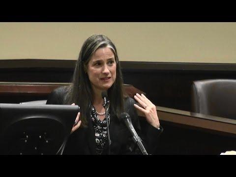 Witness 1 — Citizen journalist Nydia Tisdale #PumpkinGate pre-trial 10/04/16