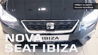 Nova SEAT Ibiza (2018) - Porsche Verovškova