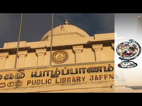 The Library Which Sparked a Civil War in Sri Lanka