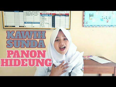 Kawih (Lagu) Sunda Panon hideung || SMAN 27 Garut