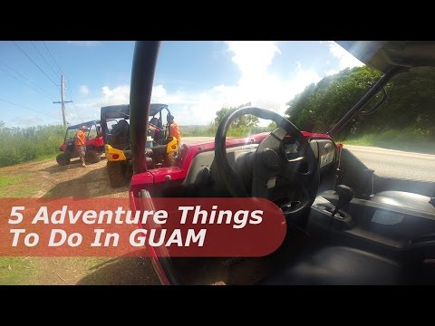 5 Adventure Things To Do In Guam