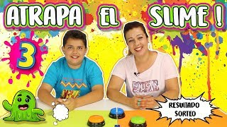 ATRAPA EL SLIME 3 !! Slime Challenge   Juegos con Slime