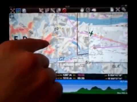 air navigation pro 5 efis 3d terrain awareness youtube rh youtube com Airplane Navigation Aircraft Navigation Systems History