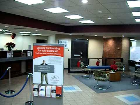 Fox Chase Bank   completed installation