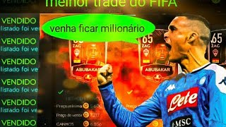 FIFA MOBILE 2020 - MELHOR TRADE DO MERCADO ITALIANO