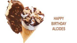 Alcides   Ice Cream & Helado