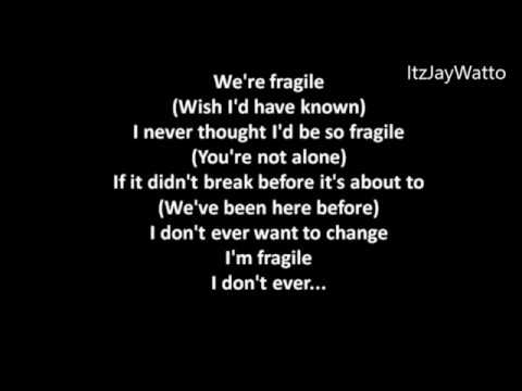 Tech N9ne Ft. Mayday, Kendall Morgan & Kendrick Lamar - Fragile Lyrics