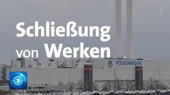 Corona-Pandemie: VW schließt viele Werke in Europa