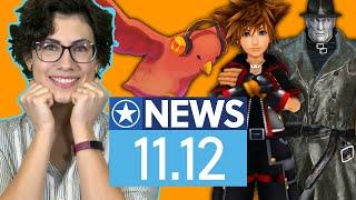 Neue Spiele und Infos von PlayStation und Nintendo - News