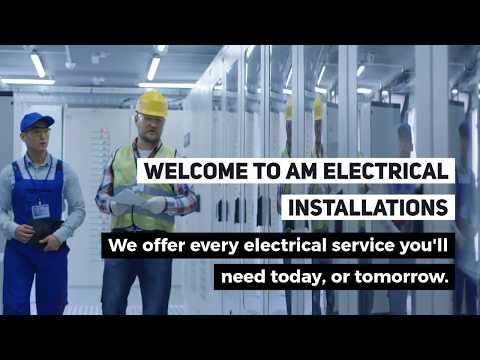 Commercial Electrician Birmingham - AM Electrical Installations