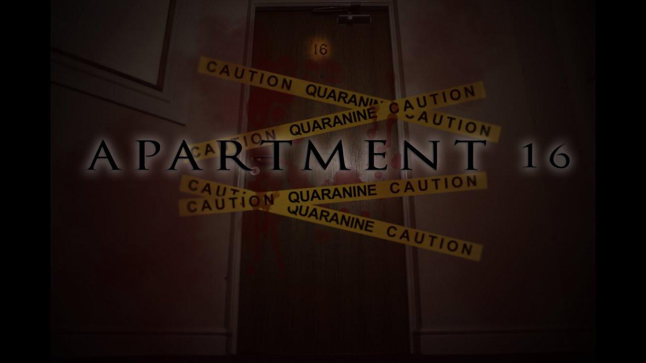 Amazing Apartment 16 (Short Zombie Film/Zombie Web Series Prequel)