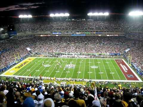 Kickoff Super Bowl
