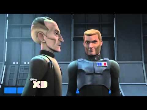 Star Wars Rebels Darth Vader Arrives on Lothal