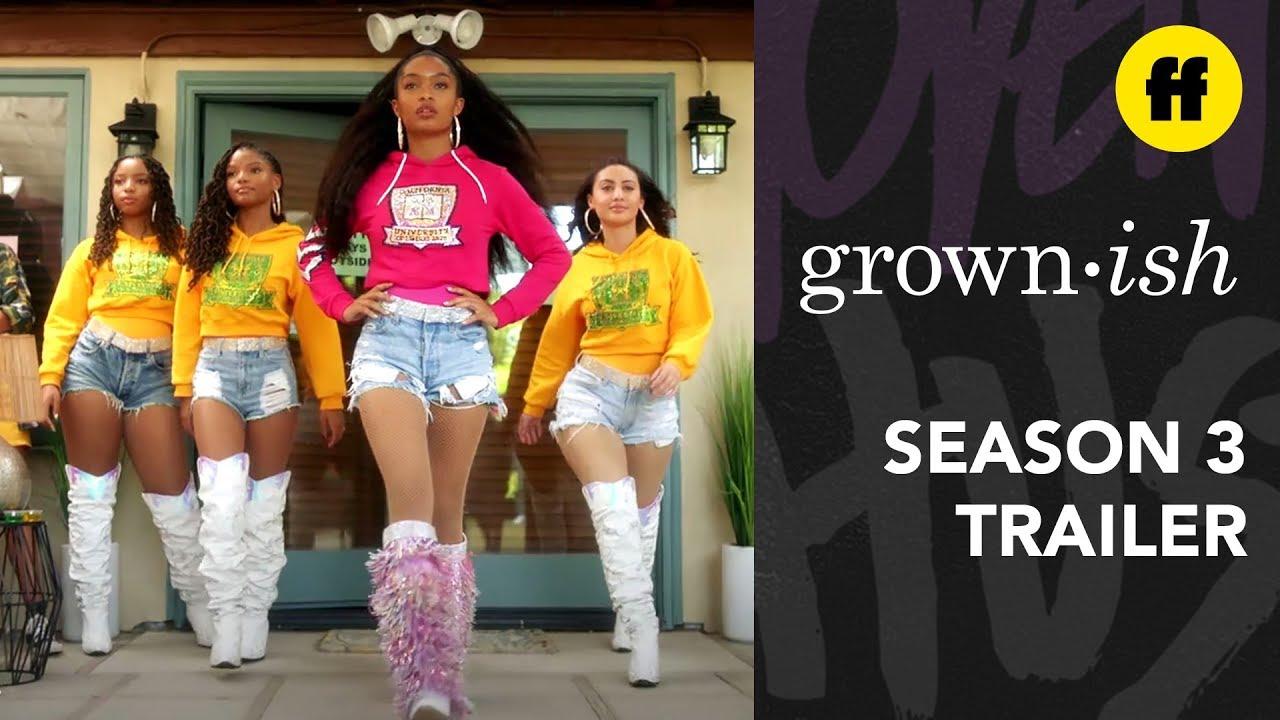 Download grown-ish Season 3 | Official Trailer | Freeform