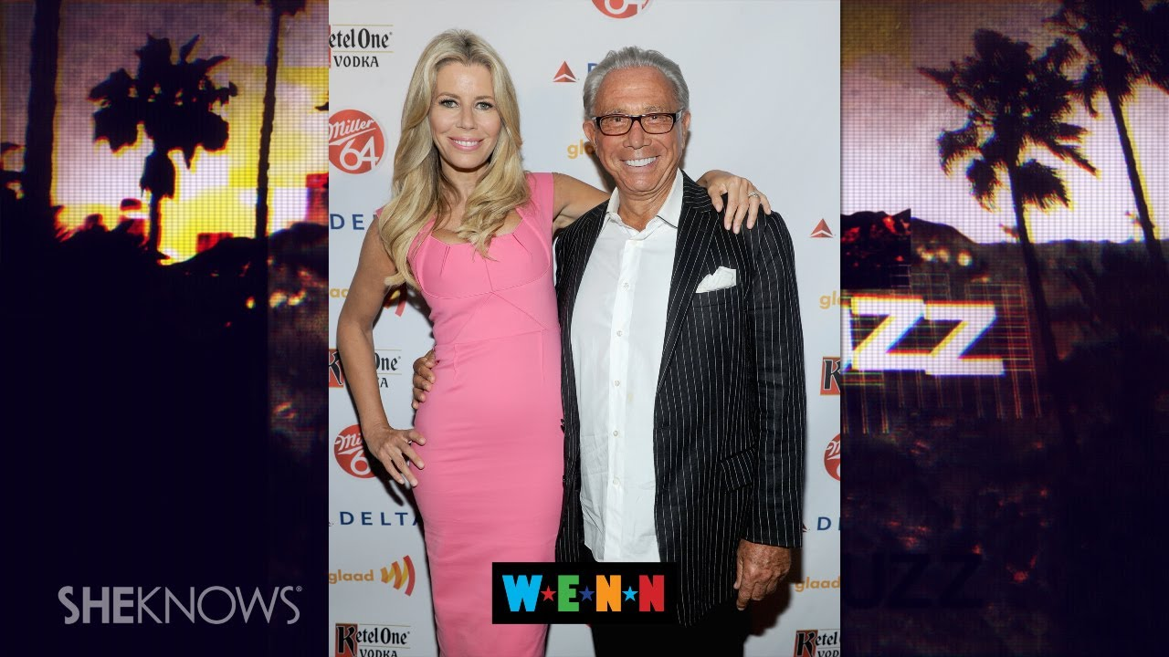 George Teichner, Father of Aviva Drescher, Defends Engagement to ...