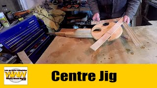 Centre Circle Jig - Challenge Of The Jigs! - Wacky Wood Works