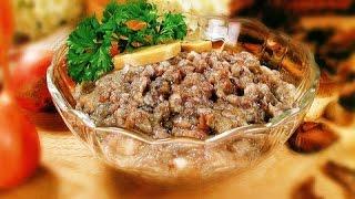 Эксклюзивный рецепт консервированной грибной икры