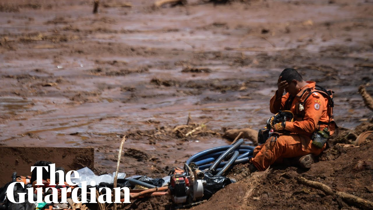 Brazil dam collapse: five arrested including three mining