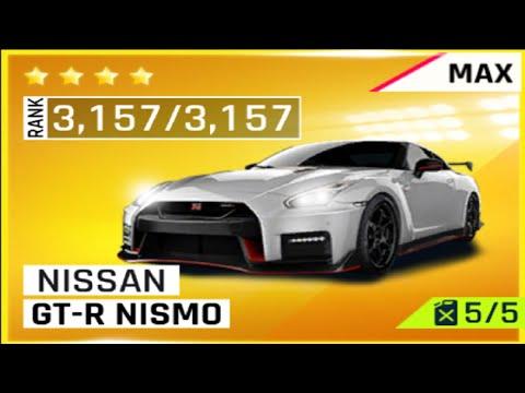 Asphalt 9   Nissan GT-R Nismo   Upgrading to MAX/PRO