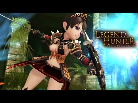 Mulusss Grafiknya | Legend Hunter-Devil Unleashed [EN] Android Action-RPG