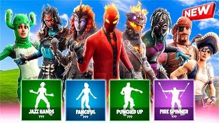 🔥 *FILTRATED* ALL NEW FORTNITE SKINS AND BAILES! 🔥 (UPDATE 8.20) [Flopper]