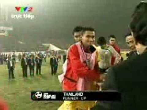 Vietnam-new owner of AFF cup 2008