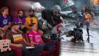 God of War! | E3 2017 AWESOME!
