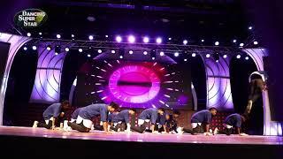 DANCING SUPER STAR SEASON 3 By RANJAN NAYAK | 2nd Runner UP - Black Hunter  - Orissa