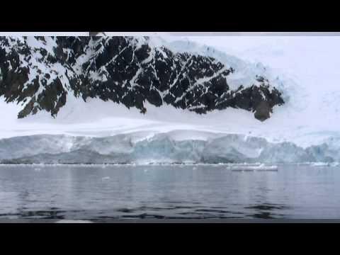 Neko Harbour, Antarctica, by Zodiac