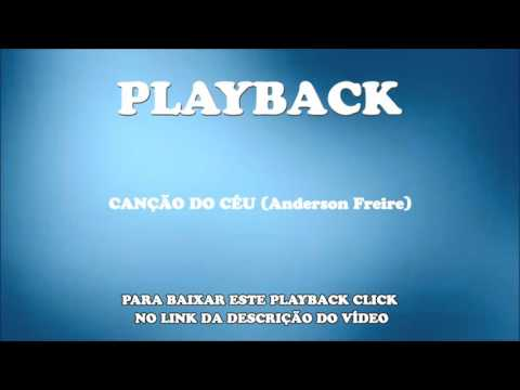 Canção do Céu - Anderson Freire (PLAYBACK)
