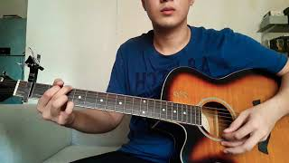 Perfect - Ed Sheeran - Finegerstyle guitar cover