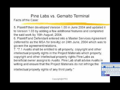 Copyright Compliance and End User License Agreement.wmv