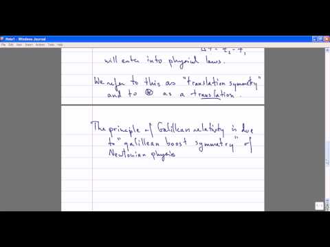 Modern Physics, Lecture 6: Special Relativity. Reference Frames. Inertial Observers.