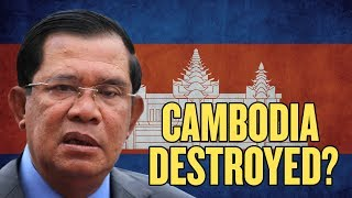 Is China's Belt and Road DESTROYING Cambodia?