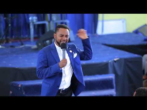 BONGA GOSPEL CRUSADE STARTED WITH PROPHET OF GOD SURAPHEL DEMISSE