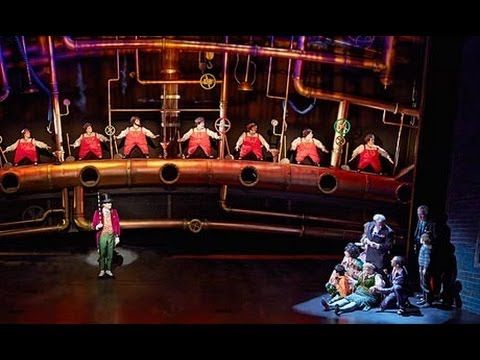 Charlie And The Chocolate Factory Musical Oompa Loompa