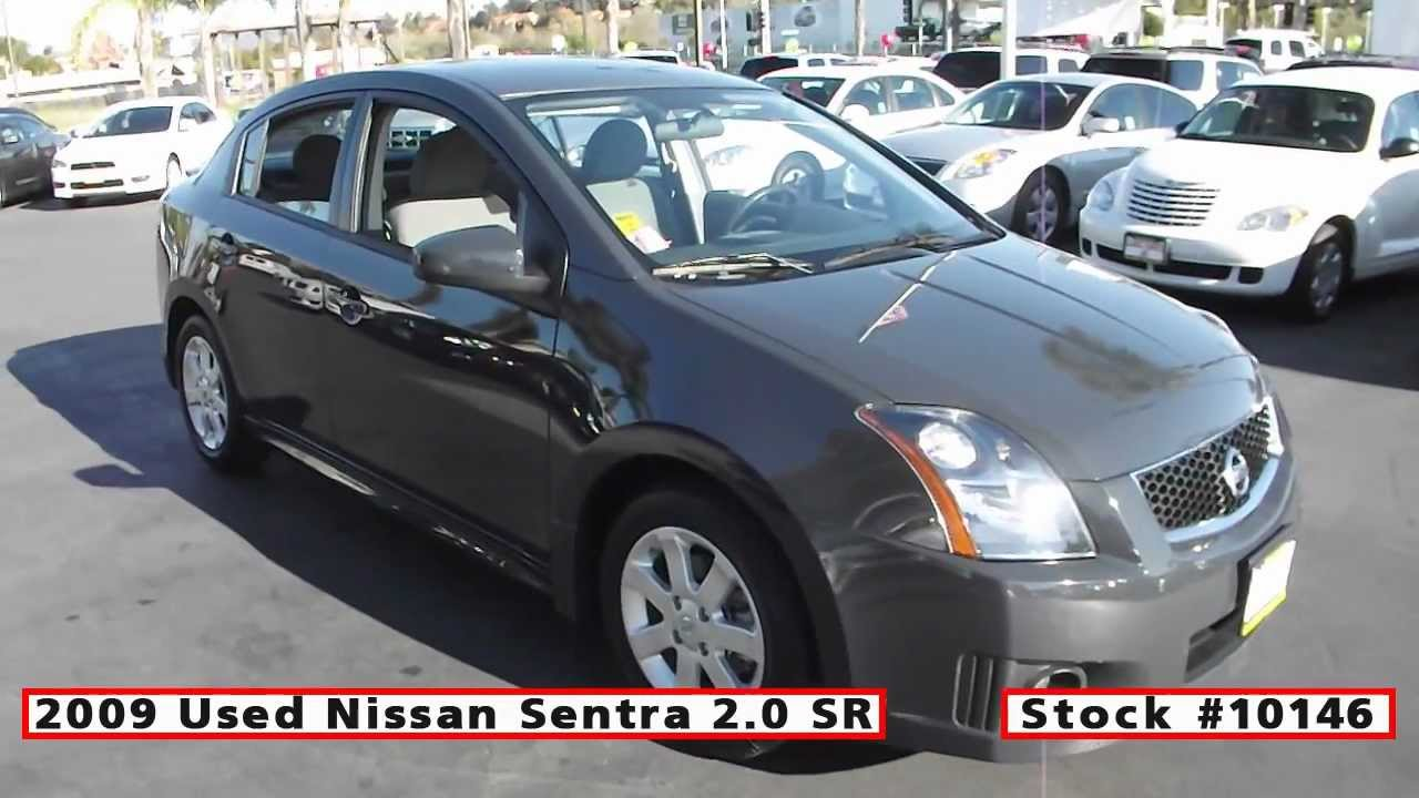 2009 used nissan sentra 2 0 sr for sale in san diego at classic chariots 10146 youtube. Black Bedroom Furniture Sets. Home Design Ideas