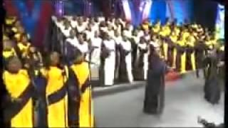 Ministering- Healing streams Choir