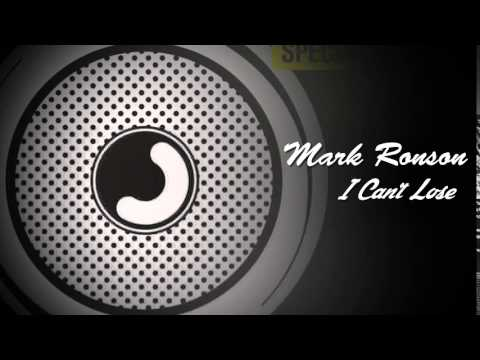 Mark Ronson - I Can't Lose (With Lyrics)