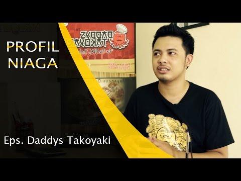 Profil Niaga - Daddys Takoyaki #1