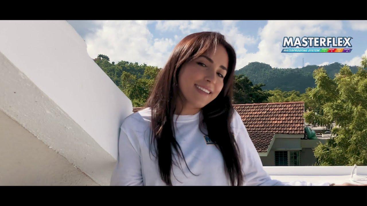 Ana Isabel y Masterflex® Silicon100