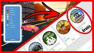 HOW TO GET THE MOVIL GARAGE FOR FREE IN JAILBREAK (2 METHODS)- ROBLOX