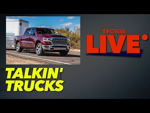 Ram Overtakes GM On Truck Sales, Tacoma Loses Ground | Talkin' Trucks Ep. 52