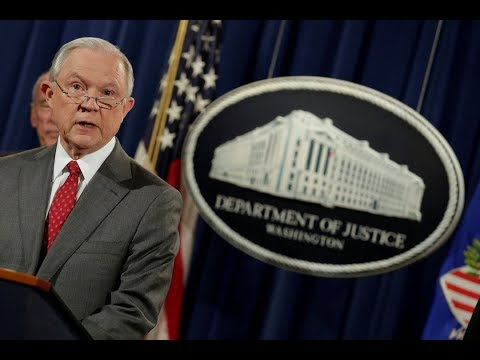 WATCH LIVE: AG Sessions discusses immigration in Portland, OR