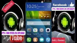 Recuperar 3G en Huawei Ascend Y360