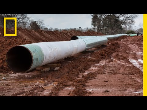 What is the Keystone XL Pipeline? | National Geographic