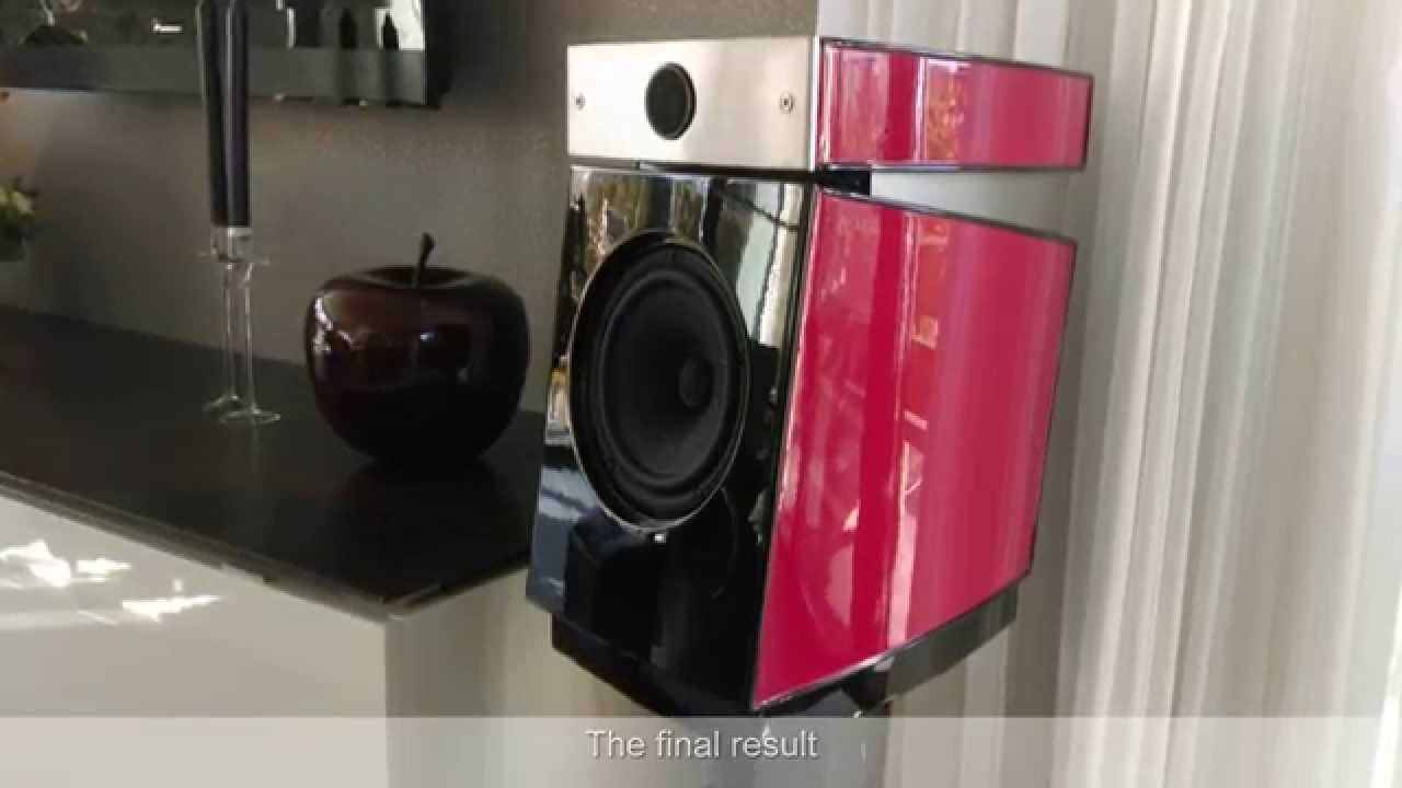 diy speakerproject scanspeak focal high end speaker. Black Bedroom Furniture Sets. Home Design Ideas