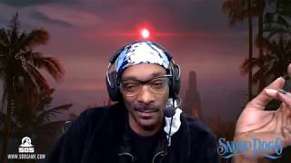 Snoop Dogg play SOS Outpost on twitch part #1