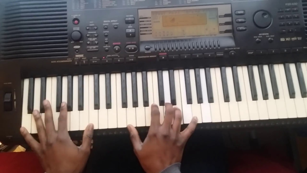 Jehovah you are the most high god african worship piano tutorial jehovah you are the most high god african worship piano tutorial in key f part 1 baditri Images