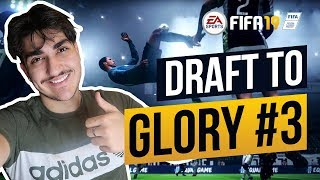 FUT DRAFT TO GLORY! #3 (WORLD RECORD 189 RATED TEAM!)